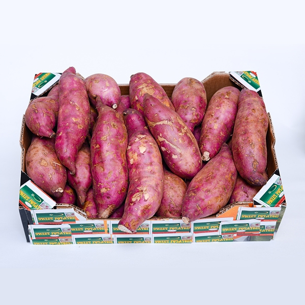 FRESH sweet potatoes box - 10kg