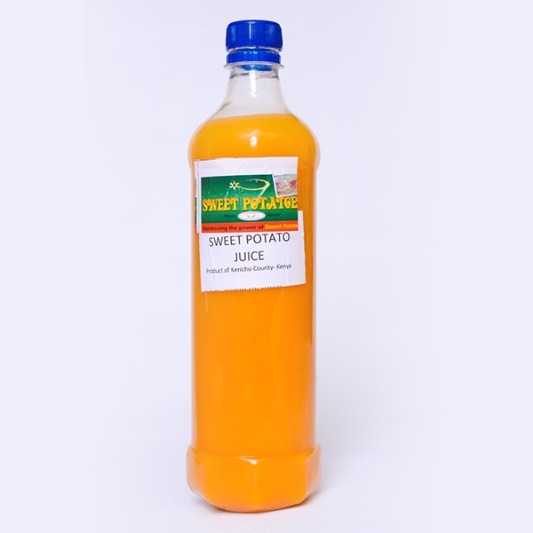 Sweet Potato Juice